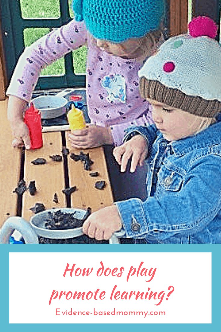 promote learning through play