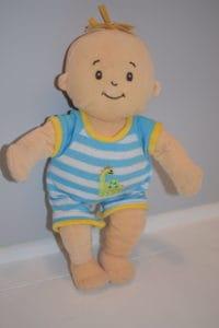 boy baby doll