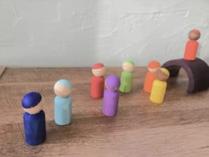 peg people play strew