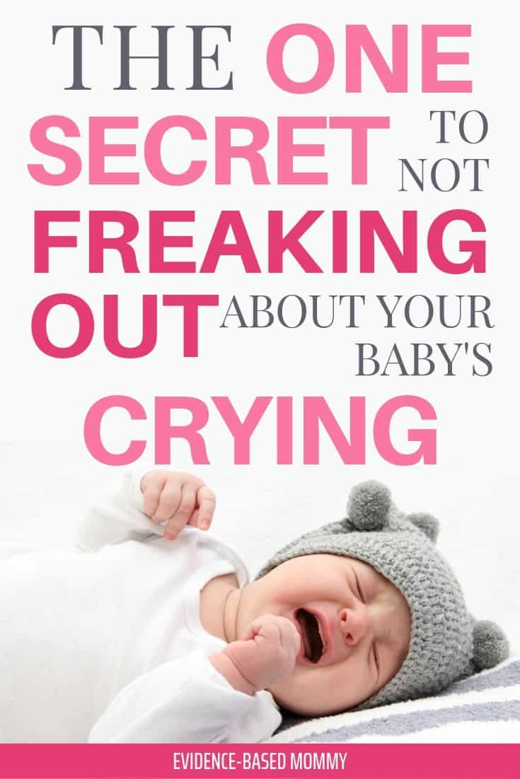 Overwhelmed by baby crying