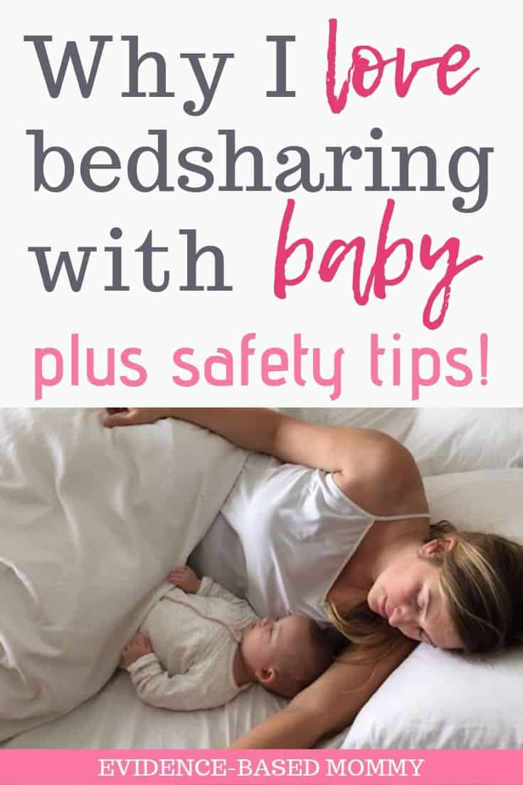 benefits of bed sharing