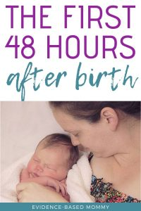 what to expect postpartum for mother and newborn