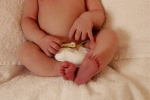 Ask for delayed cord clamping