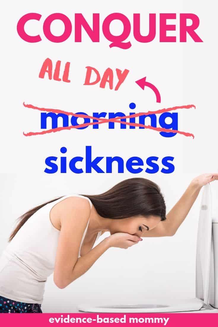 morning sickness remedies