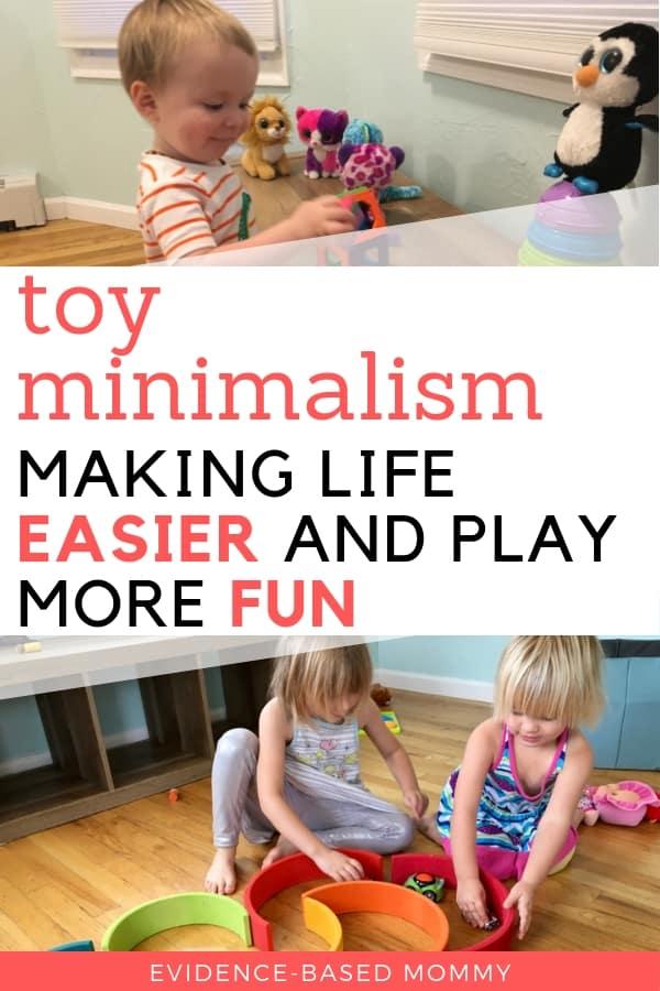 toy minimalism benefits