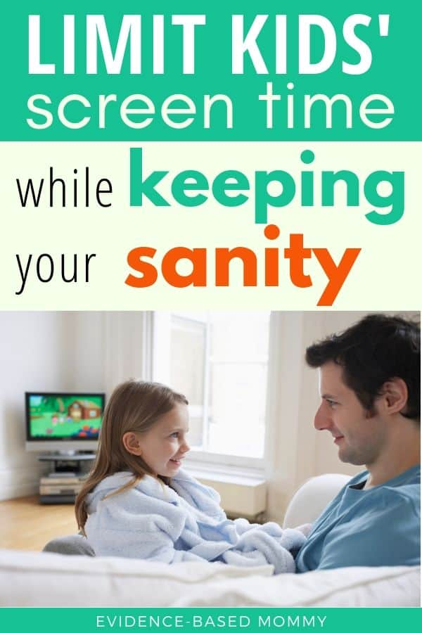 Alternatives to screen time for kids