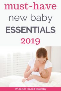 What you need for new baby