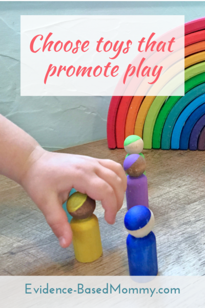 Toys that promote play